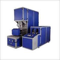 Semi Automatic PET Blow Moulding Machines