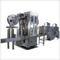Automatic Shrink Sleeve Applicator Machine