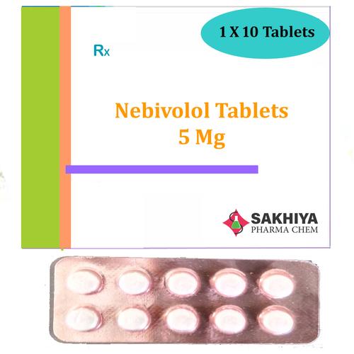 Nebivolol 5mg Tablets
