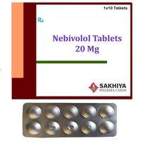 Nebivolol 20mg Tablets