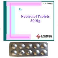Nebivolol 30mg Tablets