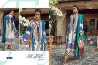Shree Fabs Sana Safinaz Premium Lawn Collection Vol 3 Pakistani Salwar Suit Catalog