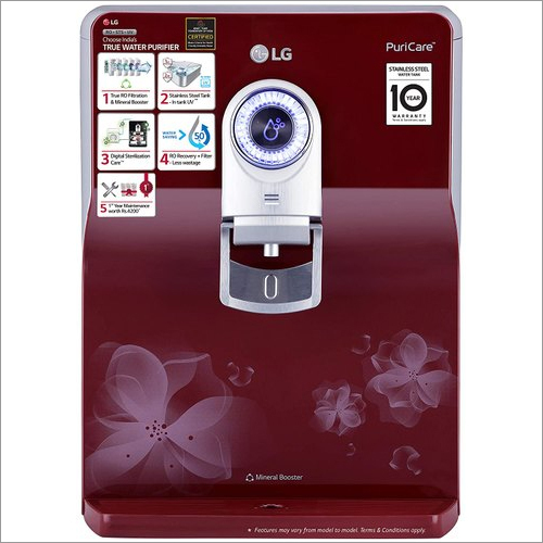 LG WW172EP 8-Litre RO EverFresh UV Plus Mineral Booster Water Purifier
