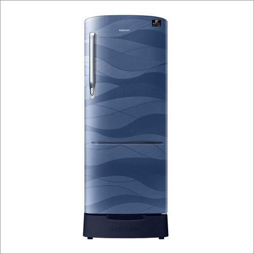 Samsung 212 Litres 4 Star Direct Cool Single Door Refrigerator Blue Wave RR22T385XUV-HL