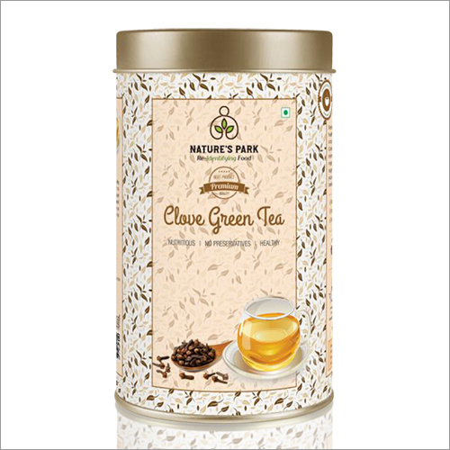 Clove Green Tea