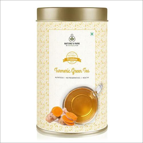 Turmeric Green Tea