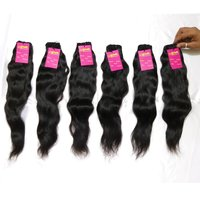 Raw Virgin Unprocessed Cuticle Aligned Indian Human Hair Extension