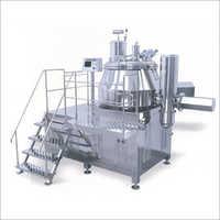 RMG Rapid Mixer Granulator