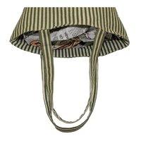 Reversible Jute Cotton Tote Bag