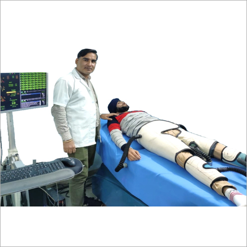 Natural Bypass By EECP Machine