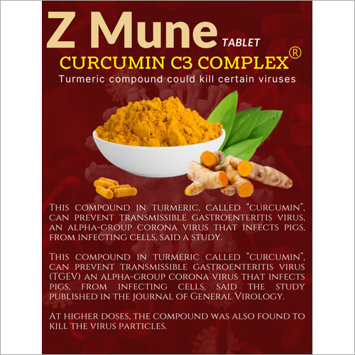 Curcumin C3 Complex Tablets