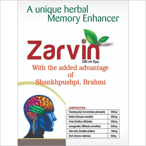 Herbal Brain Tonic