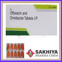 Ofloxacin Ornidazole Ip Tablets