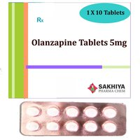 Olanzapine 5mg Tablets