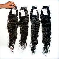 Indian Human Cuticle Aligned Hair Extensions Virgin Remy Peruvian Weave Bundles