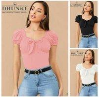 Dhunki Ladies Designer Tops