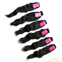 Raw Virgin Indian Remy Cuticle Aligned Wavy Curly Human Hair Extension