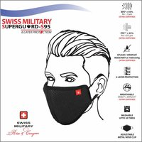 Swiss Military Super Guard S95 (6 Layer Mask) L Size