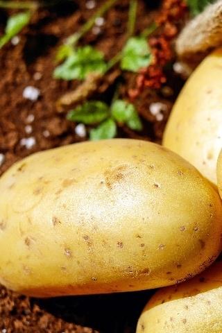 Natural Potatoes