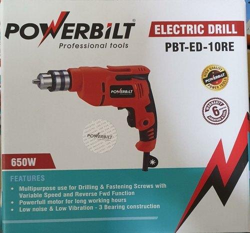 Powerbilt Drill Machine Pbt-ed-10re