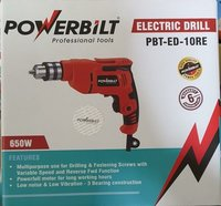Powerbilt Drill Machine Pbt-ed-10re
