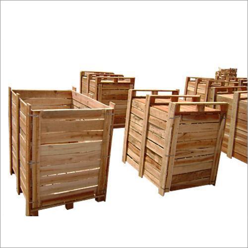 Wooden Fruit Packaging Box