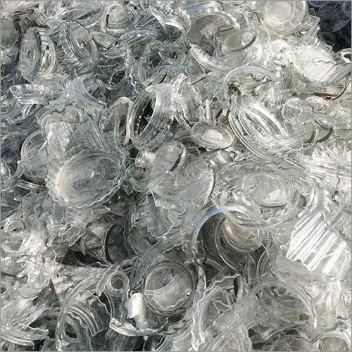 Clear bottle Cullets, bottle scrap, recycled bottles
