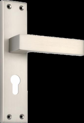 Aluminium and Iron Mortise Lock