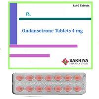 Ondansetrone 4mg Tablets