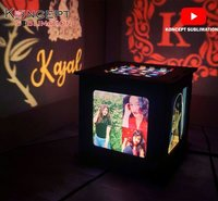 Sublimation Shadow Lamp Box