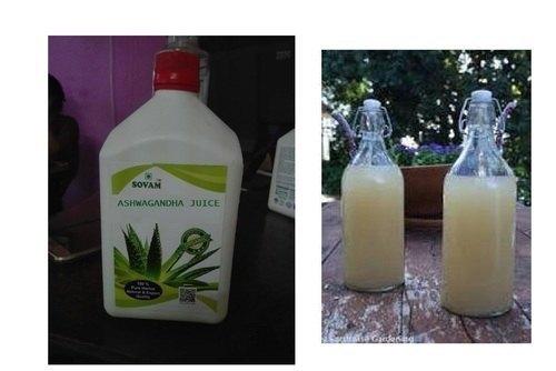 Herbal Juice Manufacturer