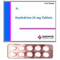 Oxyfedrine 24mg Tablets