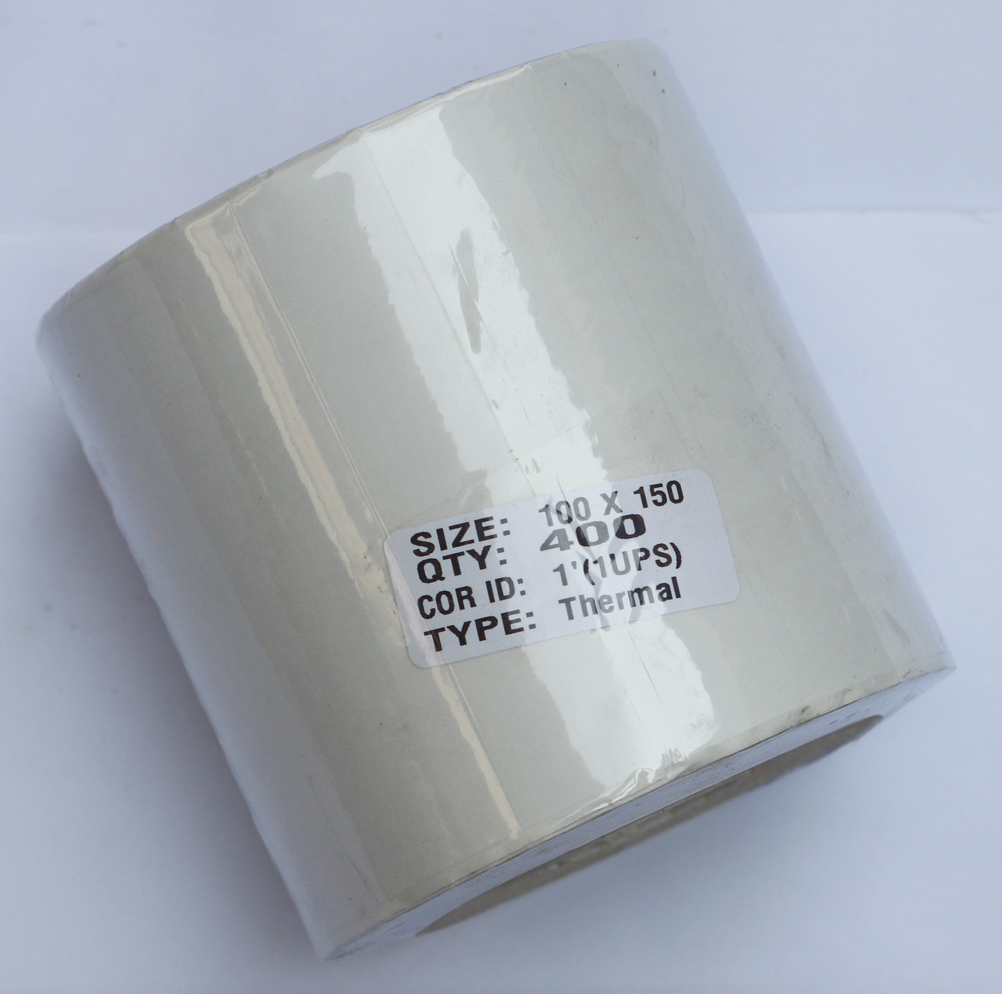 100mm X 150mm (400) - Thermal Barcode Label