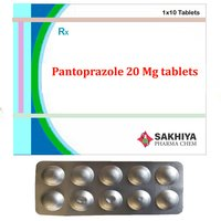 Pantoprazole 20mg Tablets