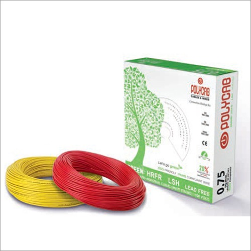 Polycab Green Wire
