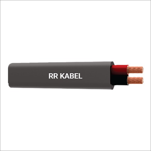 RR Cable PVC-PVC Twin Core Flat Cable (IS 694)