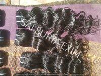 Indian Virgin Deep Wavy Human Hair Extensions