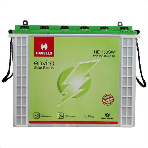 Havells Solar Battery
