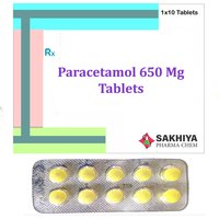 Paracetamol 650mg Tablets