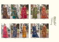 Sabrang By Zulfat Pure Cotton Salawar Suits