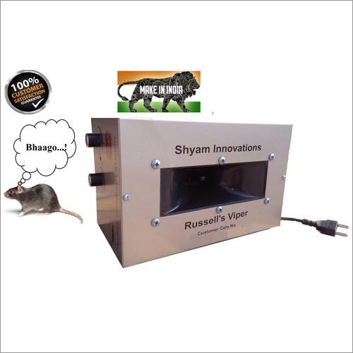 500 mA URCI Ultrasonic Rat Repellent System