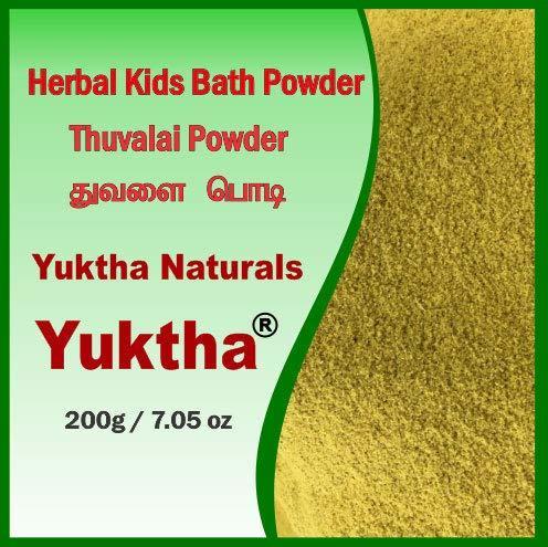 Yuktha Naturals Herbal Thuvalai Powder For Babies