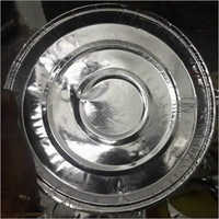 Silver Dona Plate
