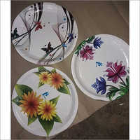 Colorful Dona Plate