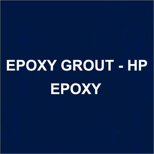 Epoxy Grout - HP Epoxy