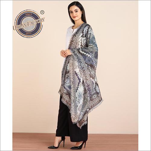 Women's Cotton Modal Silk Stoles