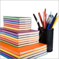 Books And Stationery Items