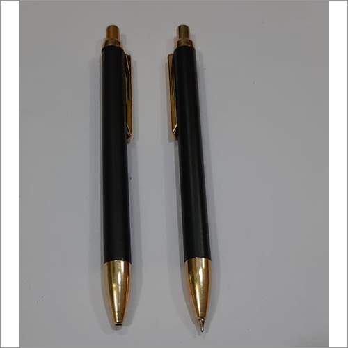 Metal And Corporate Pen