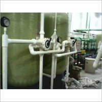 Industrial Water De-mineralization System