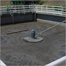Biological Waste Water Treatment Plant